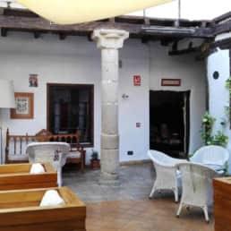 Casa del Abad 20.0 Casa 2 Salón de estar