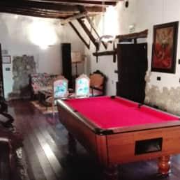 Casa del Abad 20.0 Casa 2 Area Salón de billar