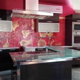 Casa del Abad 20.0 Casa 1 La Cool cocina-comedor