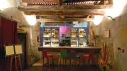 Casa del Abad 20.0 Casa 2 La Clásica bar