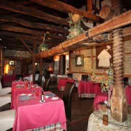 Casa del Abad 20.0 Casa 2 La Clásica restaurante 01