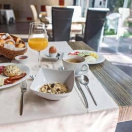 Casa del Abad 20.0 Servicio de desayuno y menús