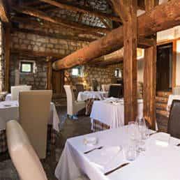 Casa del Abad 20.0 Restaurante 02