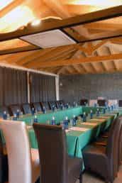 Casa del Abad 20.0 salon de reuniones
