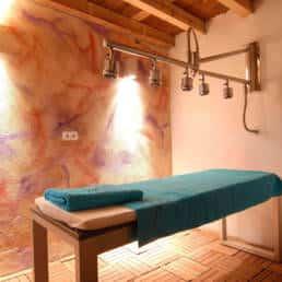 Spa Casa del Abad cabinas