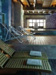 Spa Casa del Abad cromoterapia